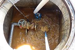 深井戸クリーニング工事