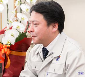 専務取締役 髙田 厚